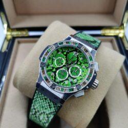 Женские часы, Hublot Python, Boa bang, swarovski высокое качество,бренд