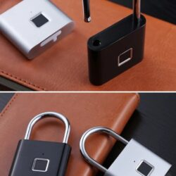 Замок биометрический с отпечатком пальца сканер отпечатка пальца usb fingerprint padlock