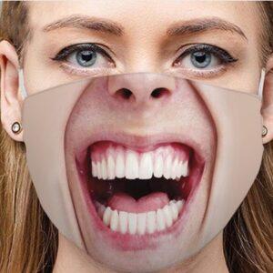 маска на лицо