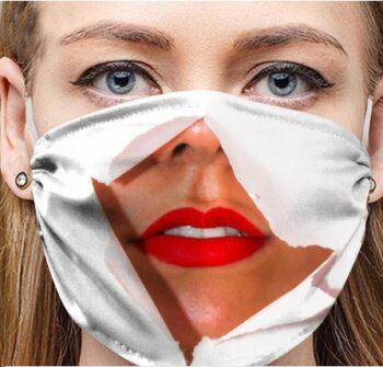 маска защитая на лицо